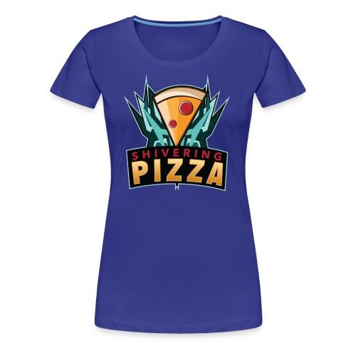 Shiveringpizza Logo - Women's Premium T-Shirt