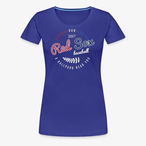 Clutch-Run-Inning Tee shirt - Women's Premium T-Shirt