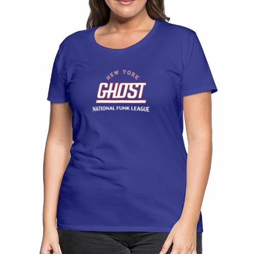 ghost - Women's Premium T-Shirt