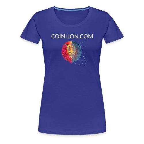 Lion's Head - Women's Premium T-Shirt
