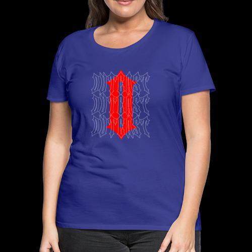 outcast july drop - Women's Premium T-Shirt