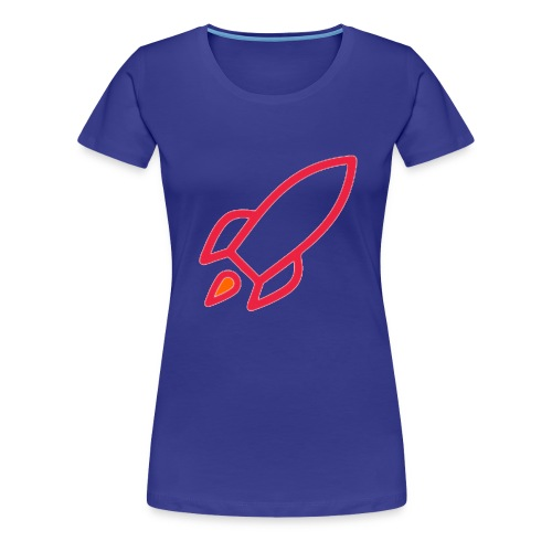 Rocket Cheap Women - Women's Premium T-Shirt