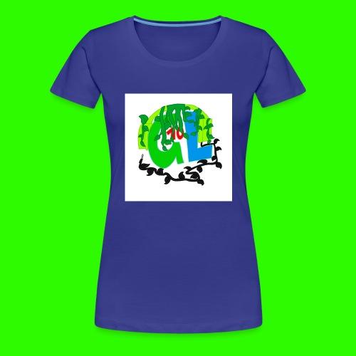 Greenleaf10 logo - Women's Premium T-Shirt