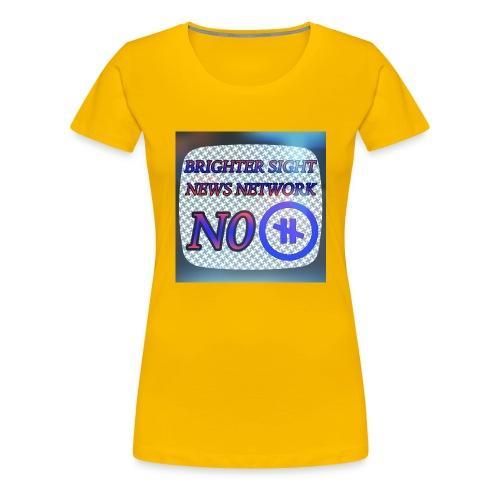 NO PAUSE - Women's Premium T-Shirt