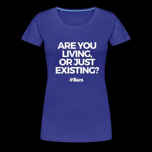 Bars - Women's Premium T-Shirt