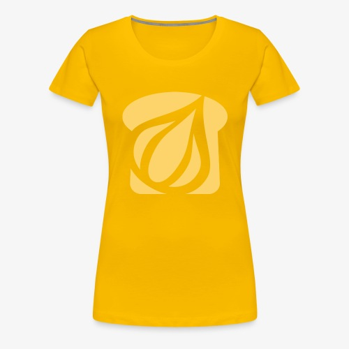 Garlic Toast - Women's Premium T-Shirt