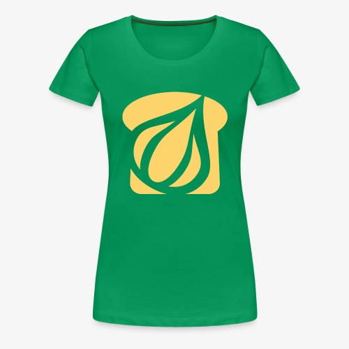 Garlic Toast - Women's Premium T-Shirt