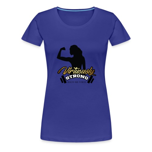 VS Logo - Women's Premium T-Shirt