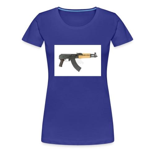 just having fun - Women's Premium T-Shirt