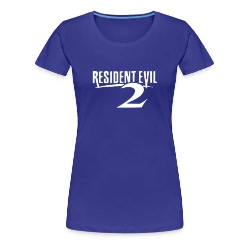 Resident Evil 2 REimagined RPD - Women's Premium T-Shirt