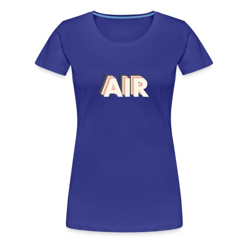 AIR - Women's Premium T-Shirt