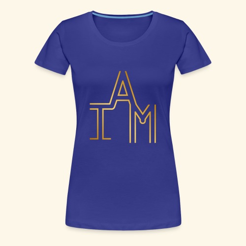 I AM #2 - Women's Premium T-Shirt