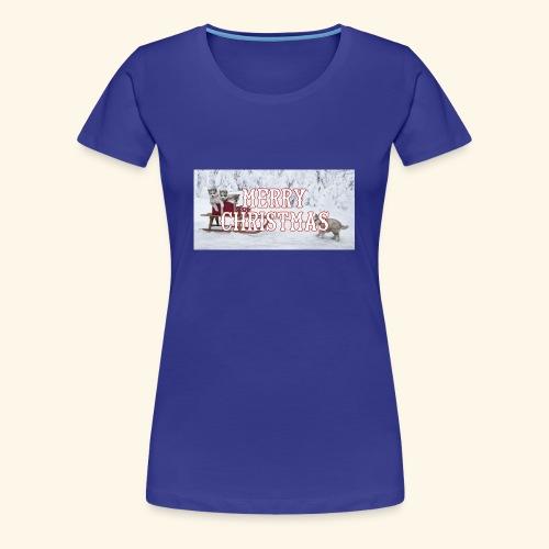 merryxmas - Women's Premium T-Shirt