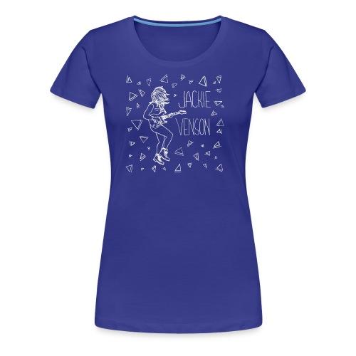 JV 80's - Women's Premium T-Shirt