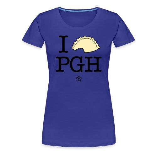 I pierog PGH - Women's Premium T-Shirt