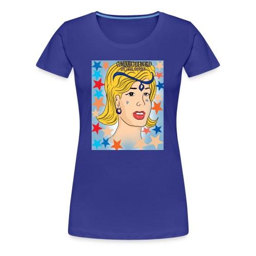 Beautiful Lady - Women's Premium T-Shirt