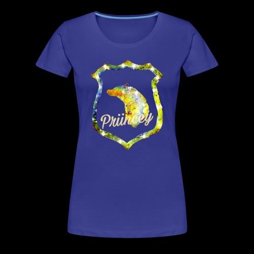 Priincey's HufflePuff house - Women's Premium T-Shirt