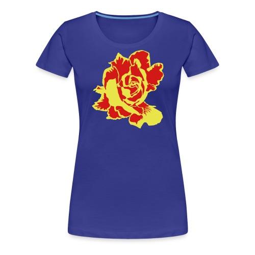 golden rose - Women's Premium T-Shirt