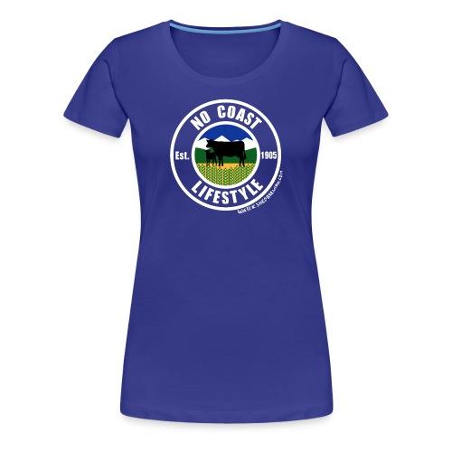 NCL Cows - Women's Premium T-Shirt