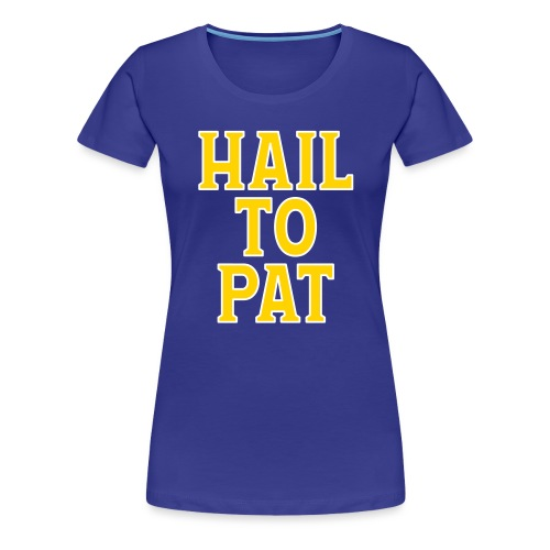 H2Pat - Women's Premium T-Shirt