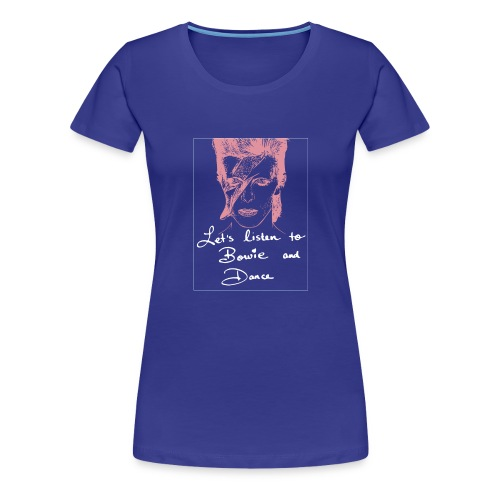 Bowie Baby - Women's Premium T-Shirt