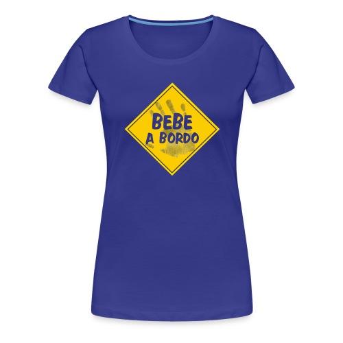 BABY ON BOARD - Women's Premium T-Shirt