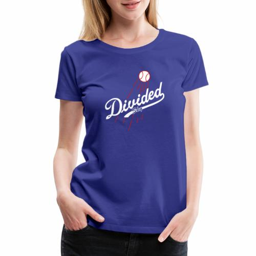 dividedsky2 - Women's Premium T-Shirt