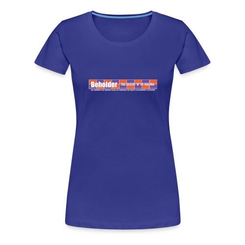 Beholder T-Shirt - Women's Premium T-Shirt