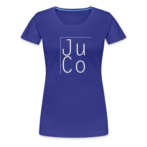 Juco Square - Women's Premium T-Shirt