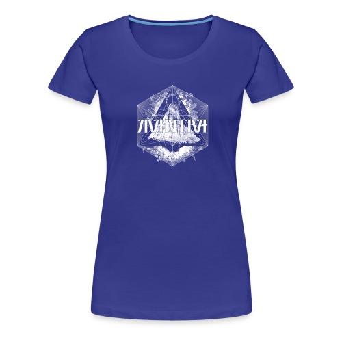 Laniakea Trame by Chromonautes - Women's Premium T-Shirt