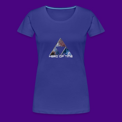 Hero Of Time - Women's Premium T-Shirt