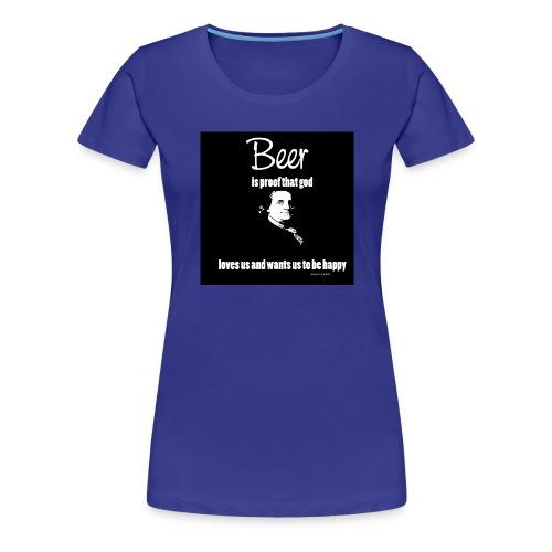 Beer T-shirt - Women's Premium T-Shirt