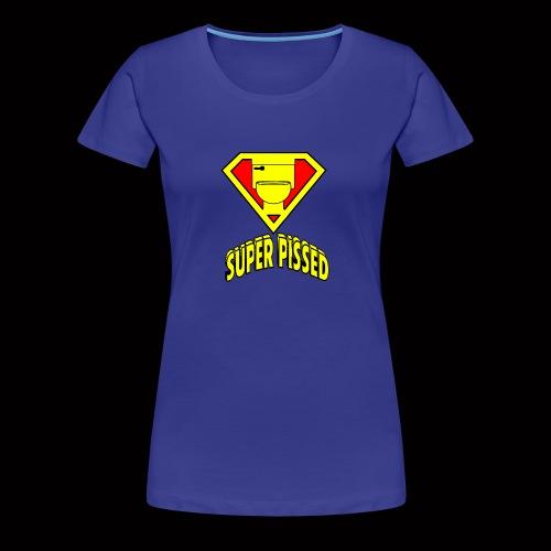 superpissed - Women's Premium T-Shirt