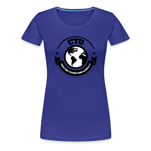 CTG OFFICIAL - Women's Premium T-Shirt