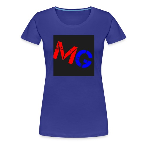 Mobile Gamer - Women's Premium T-Shirt