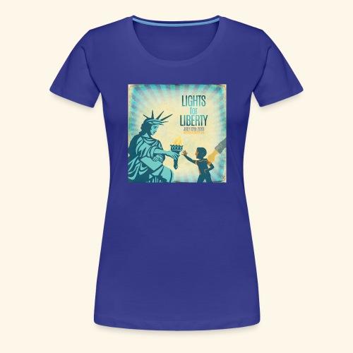 L4L graphic - Women's Premium T-Shirt