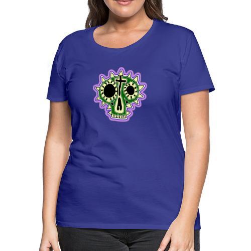 Hopey Día de Muertos - Women's Premium T-Shirt