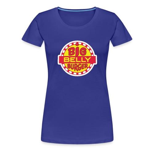 Big Belly Burger - Women's Premium T-Shirt