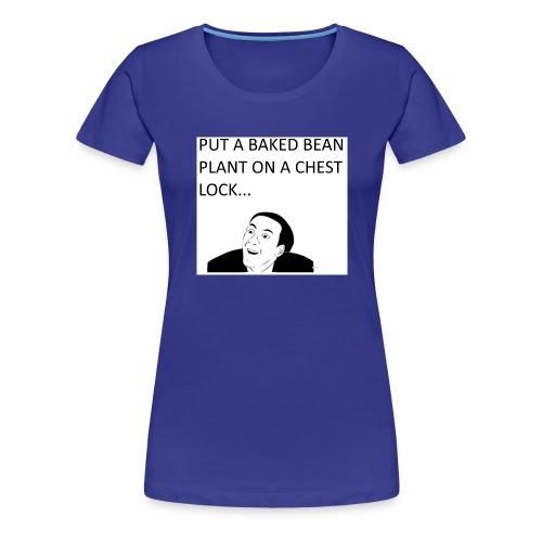 baked beanz - Women's Premium T-Shirt