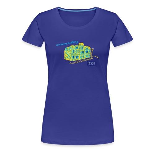 NSCAD Academy Campus - Women's Premium T-Shirt