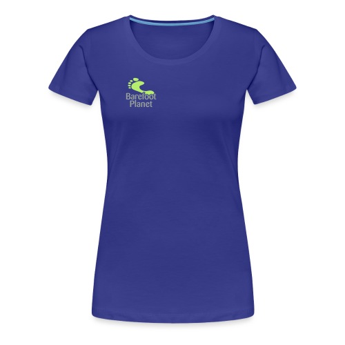 Get Out & Run Barefoot Women's T-Shirts - Women's Premium T-Shirt