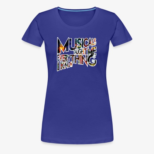 MTMEIK Broadway - Women's Premium T-Shirt