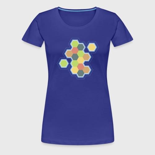 Settlers of Catan - Women's Premium T-Shirt