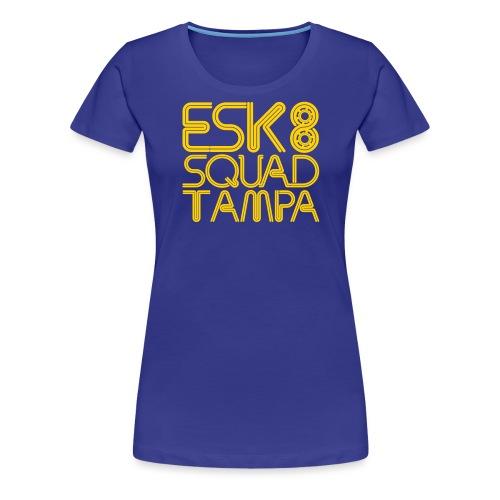 Esk8Squad TampaBay - Women's Premium T-Shirt