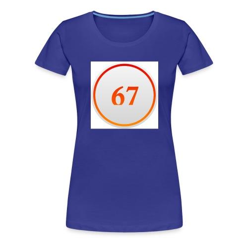 67 - Women's Premium T-Shirt