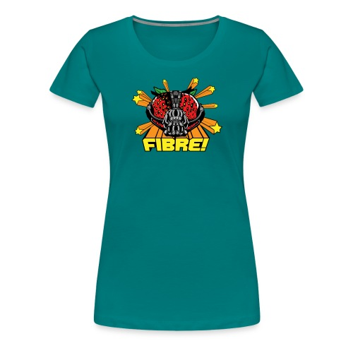 Fibre - Women's Premium T-Shirt