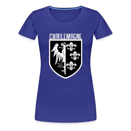 charlemagne - Women's Premium T-Shirt