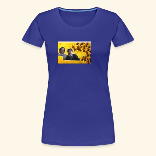 bees are cool - Women's Premium T-Shirt