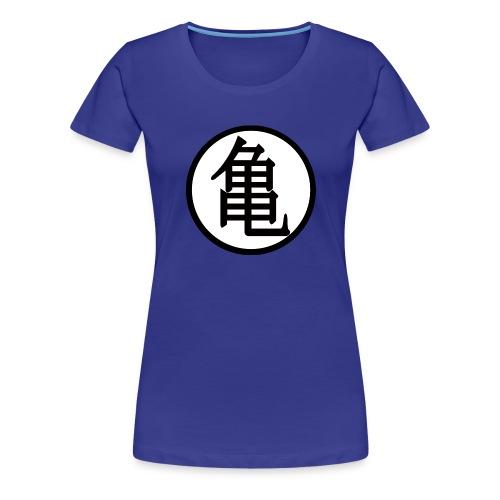Kame sennin - Women's Premium T-Shirt