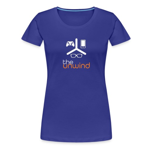 The Unwind (Orange) - Women's Premium T-Shirt